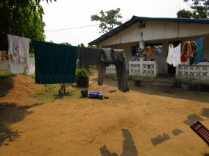 The Water Project : 7-sierraleone5102-clothes-line-2