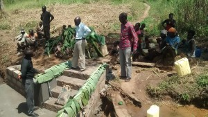 The Water Project : 7-uganda6076-construction