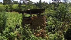 The Water Project : 8-kenya4700-latrines