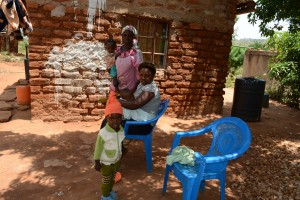 The Water Project : 8-kenya4760-household-1