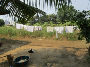 The Water Project : 8-sierraleone5102-clothesline