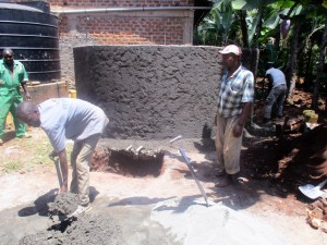 The Water Project : 9-kenya4633-construction