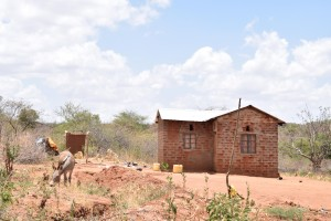 The Water Project : 1-kenya4758-household-1