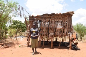 The Water Project : 10-kenya4758-household-2