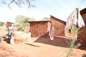 The Water Project : 10-kenya4763-household-2