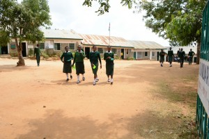The Water Project : 10-kenya4803-school-compound