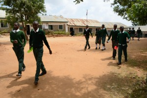 The Water Project : 11-kenya4803-school-compound