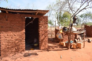 The Water Project : 12-kenya4763-household-2