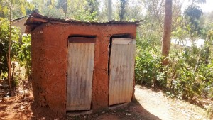 The Water Project : 14-kenya4705-latrine