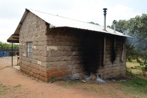 The Water Project : 14-kenya4803-kitchen