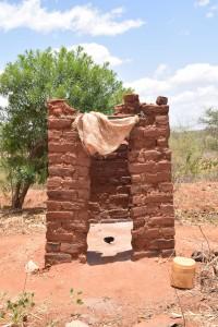 The Water Project : 16-kenya4758-latrine