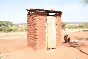 The Water Project : 16-kenya4763-household-2