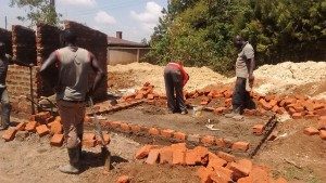 The Water Project : 17-kenya4637-latrine-construction