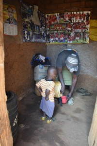 The Water Project : 17-kenya4758-household-2