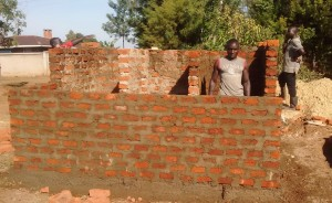 The Water Project : 18-kenya4637-latrine-construction