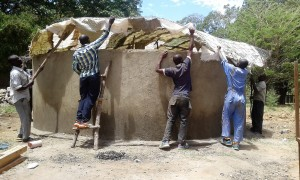 The Water Project : 18-kenya4639-construction