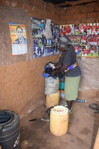 The Water Project : 18-kenya4758-household-2