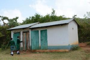The Water Project : 18-kenya4803-girls-latrines