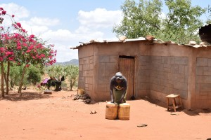 The Water Project : 19-kenya4758-water-containers