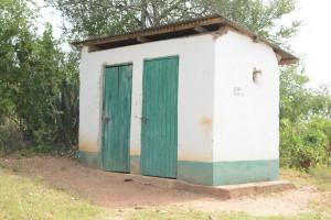 The Water Project : 20-kenya4803-teachers-toilets