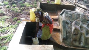 The Water Project : 27-kenya4699-protected-spring