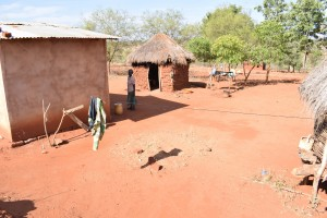 The Water Project : 3-kenya4763-household-1