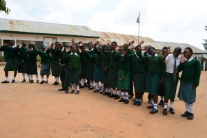 The Water Project : 3-kenya4803-students