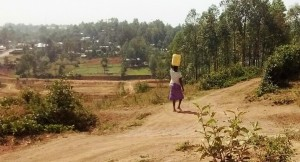 The Water Project : 4-kenya4705-carrying-water