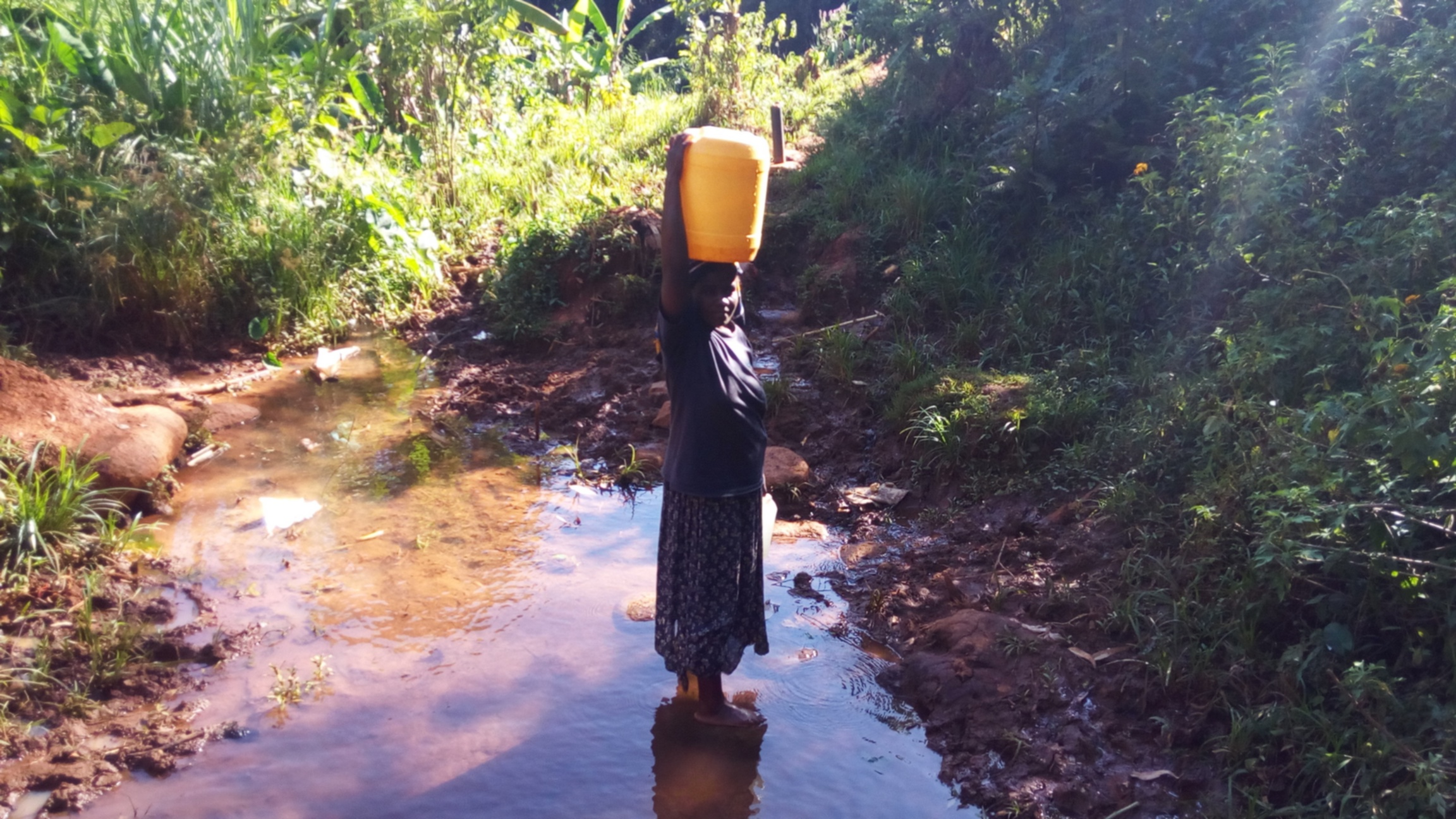 The Water Project : 4-kenya4708-mwikholo-spring