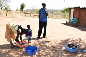 The Water Project : 4-kenya4759-washing-clothes
