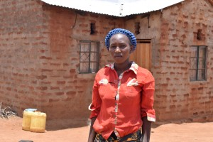 The Water Project : 5-kenya4758-household-1