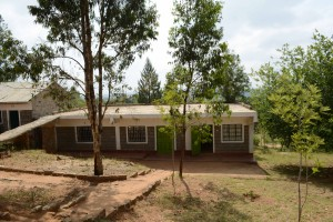 The Water Project : 5-kenya4803-school-compound