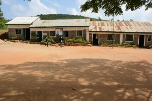 The Water Project : 6-kenya4803-school-compound