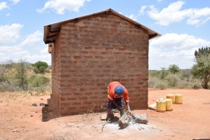 The Water Project : 7-kenya4758-household-1