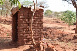 The Water Project : 7-kenya4763-household-1