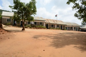 The Water Project : 7-kenya4803-school-compound