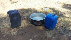 The Water Project : 8-kenya4708-containers-for-fetching-water