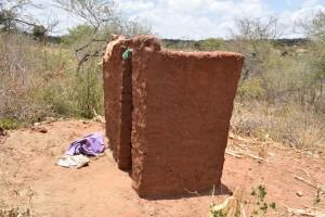 The Water Project : 9-kenya4758-latrine
