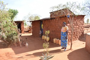 The Water Project : 9-kenya4763-household-2