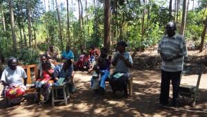 The Water Project : 1-kenya4700-village-elder-talks-about-health