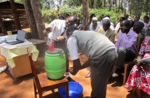 The Water Project : 10-kenya4640-training