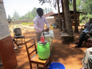 The Water Project : 11-kenya4640-training