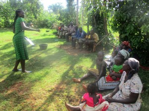 The Water Project : 11-kenya4703-training