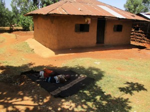The Water Project : 11-kenya4715-household