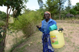 The Water Project : 11-kenya4782-family-one-fetching-water