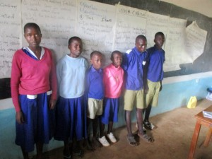 The Water Project : 12-kenya4642-student-health-club-cabinet