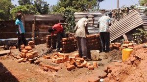 The Water Project : 13-kenya4650-latrine-construction