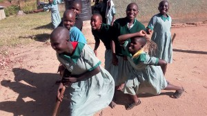 The Water Project : 13-kenya4661-health-club-students-posing-for-picture