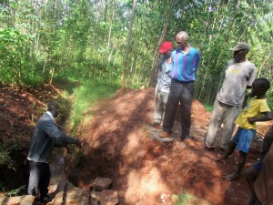 The Water Project : 13-kenya4703-training