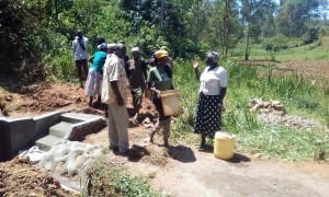 The Water Project : 13-kenya4704-artisan-explains-the-spring